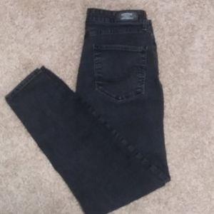 Levi Strauss Signature Modern Skinny Jeans Black